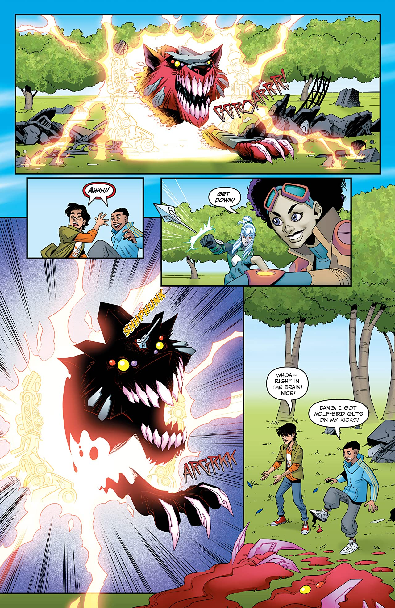 PortalBound Vol. 1 #3