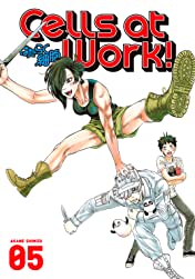 Cells at Work! Tome 5