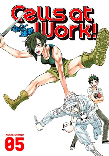 Cells at Work! Vol. 5