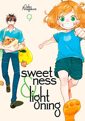Sweetness and Lightning Vol. 9