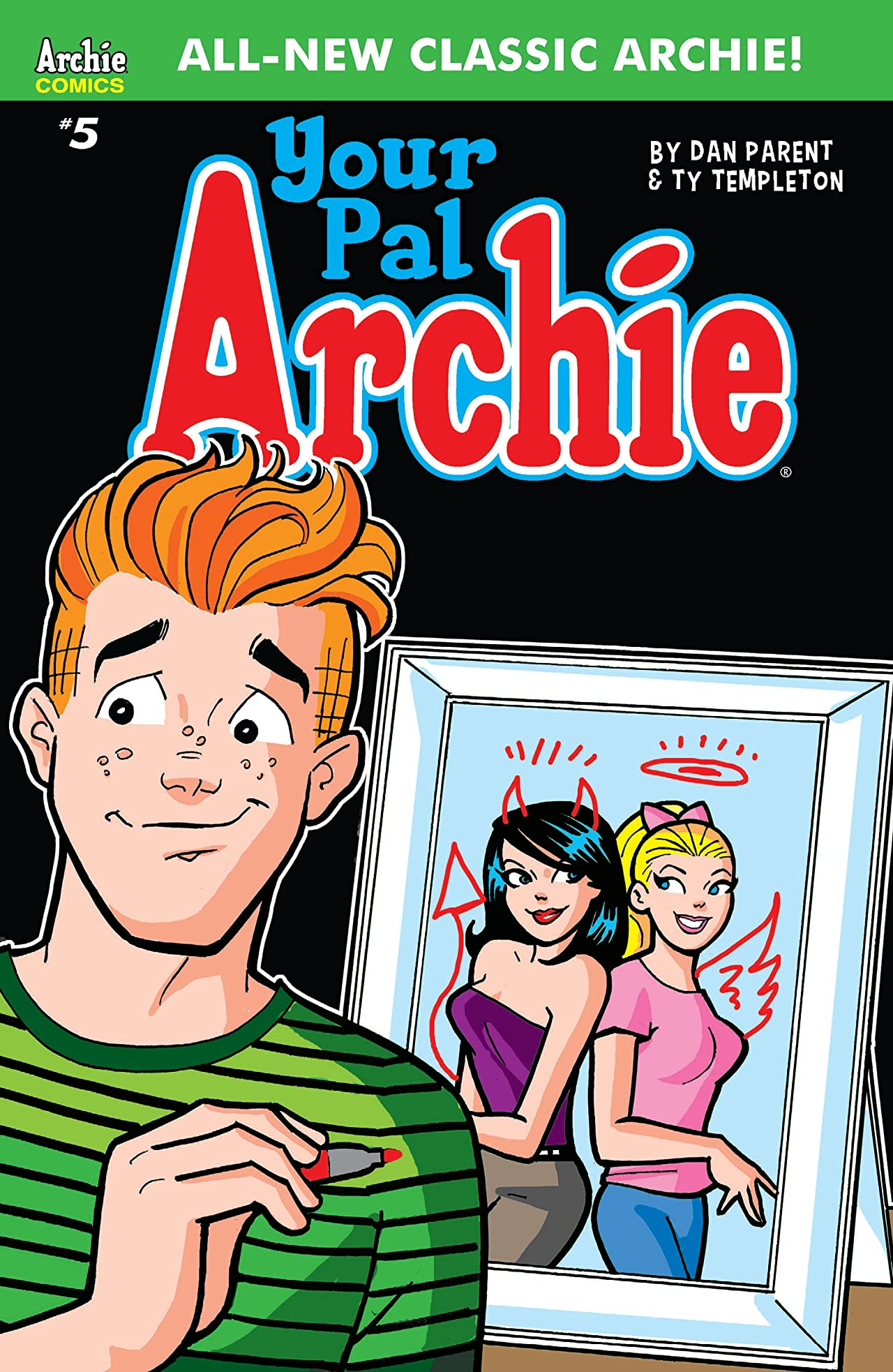 Your Pal Archie #5