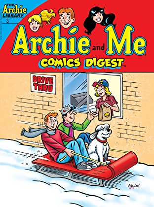 Archie and Me Comics Digest No.3