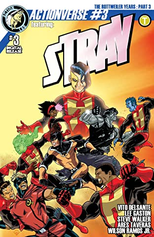 Actionverse: Stray No.3