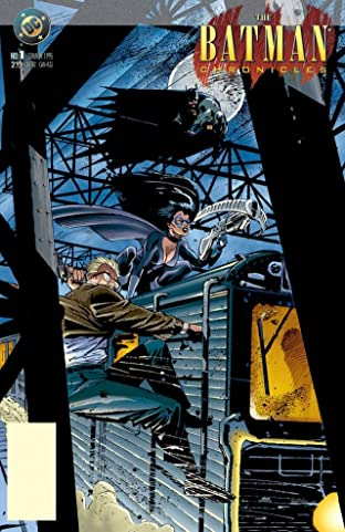 The Batman Chronicles (1995-2001) #1