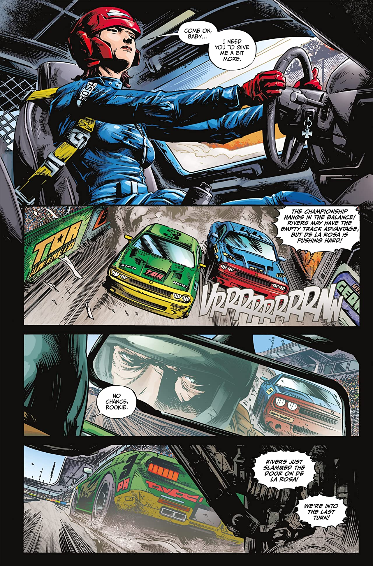 Freeway Fighter Vol. 1