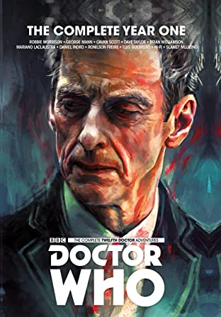 Doctor Who: The Twelfth Doctor Complete Year 1