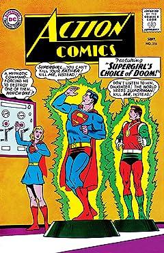 Action Comics (1938-2011) #316