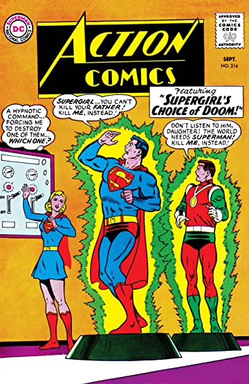 Action Comics (1938-2011) No.316