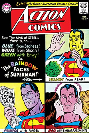 Action Comics (1938-2011) No.317