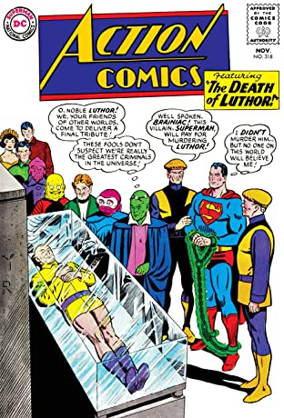 Action Comics (1938-2011) No.318