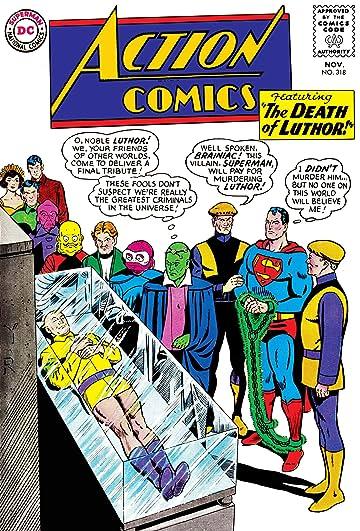 Action Comics (1938-2011) No.318