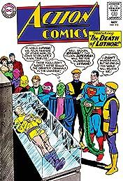 Action Comics (1938-2011) #318