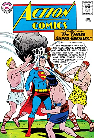 Action Comics (1938-2011) No.320