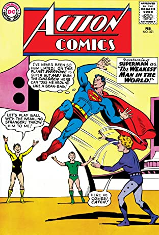 Action Comics (1938-2011) No.321