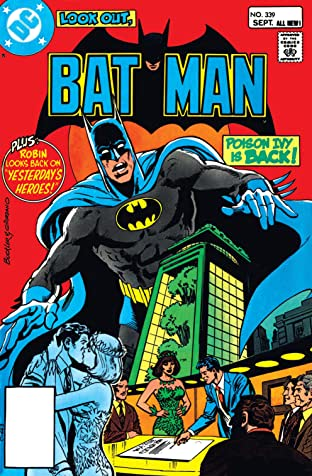 Batman (1940-2011) #339