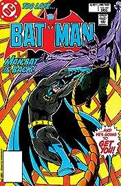 Batman (1940-2011) #342