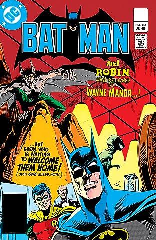 Batman (1940-2011) #348