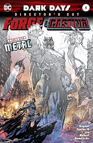 Dark Days: The Forge/The Casting (2017) #1 Director's Cut #1