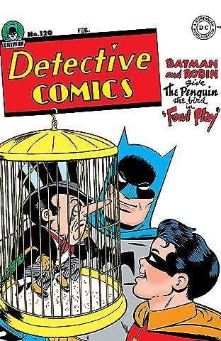 Detective Comics (1937-2011) #120