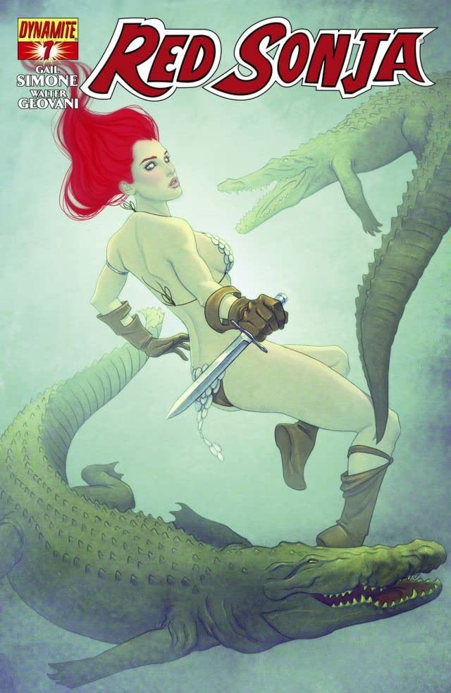 Red Sonja #7: Digital Exclusive Edition