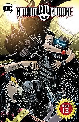 Gotham City Garage (2017-2018) #13