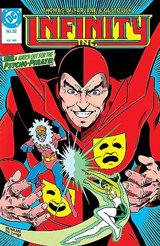 Infinity, Inc. (1984-1988) #32