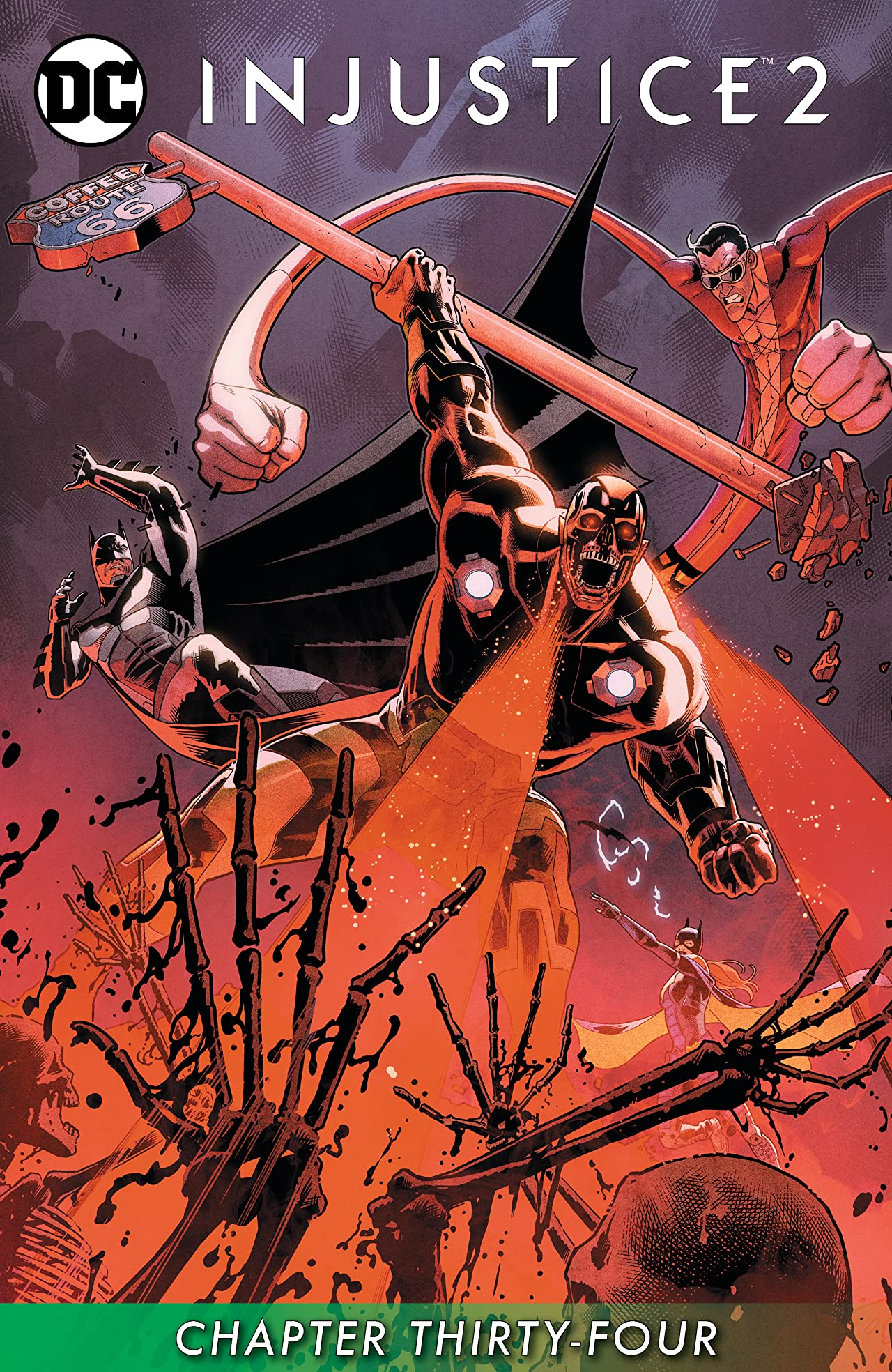 Injustice 2 (2017-) #34