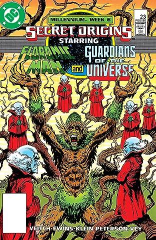 Secret Origins (1986-1990) #23