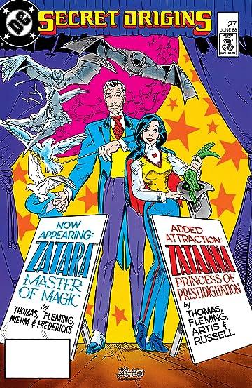 Secret Origins (1986-1990) #27