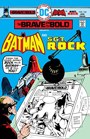 The Brave and the Bold (1955-1983) #124
