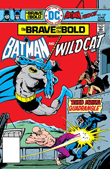 The Brave and the Bold (1955-1983) #127