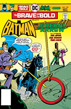 The Brave and the Bold (1955-1983) #129