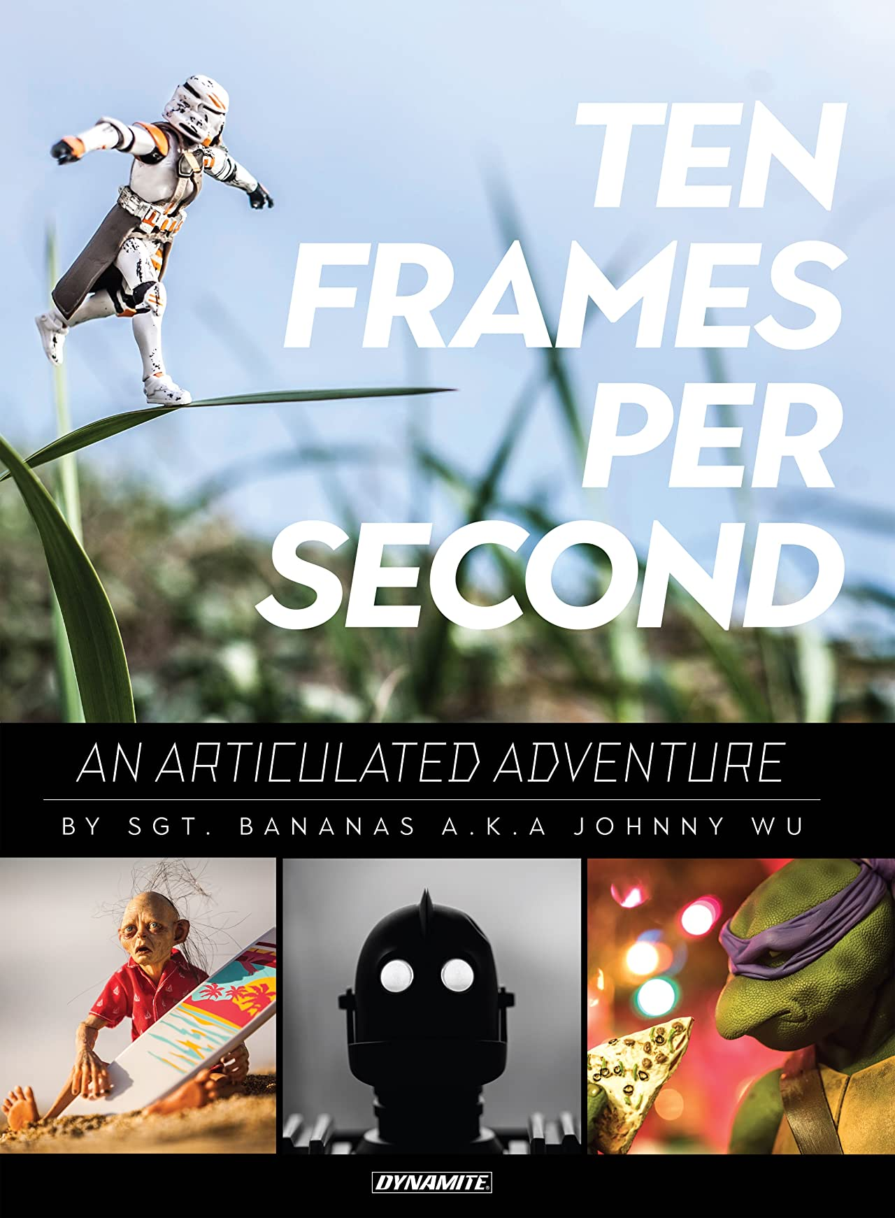 Ten Frames Per Second: An Articulated Adventure