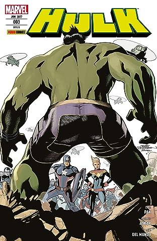 Hulk Vol. 3: Civil War II - Gewichtige Entscheidungen
