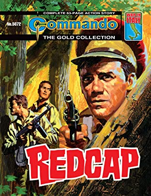 Commando #5072: Redcap
