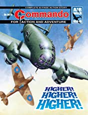 Commando #5073: Higher! Higher! Higher!