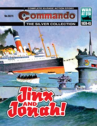 Commando #5074: Jinx And Jonah!