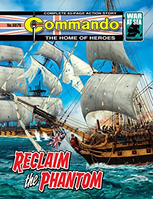 Commando #5075: Reclaim The Phantom