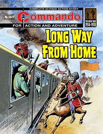 Commando #5077: Long Way From Home