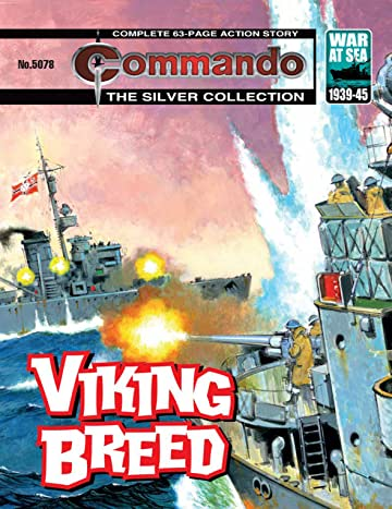 Commando #5078: Viking Breed