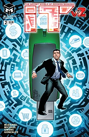 I.T. - The Secret World of Modern Banking Vol. 2 #2