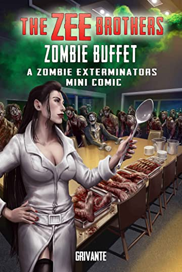 The Zee Brothers: Zombie Buffet #1
