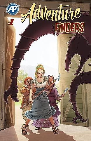 Adventure Finders #1