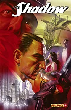 The Shadow #22