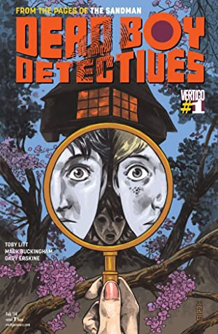 The Dead Boy Detectives (2013-2014) #1