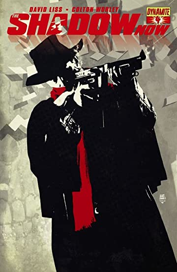 The Shadow Now #4 (of 6): Digital Exclusives Edition