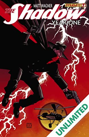 The Shadow: Year One #7 (of 10): Digital Exclusive Edition