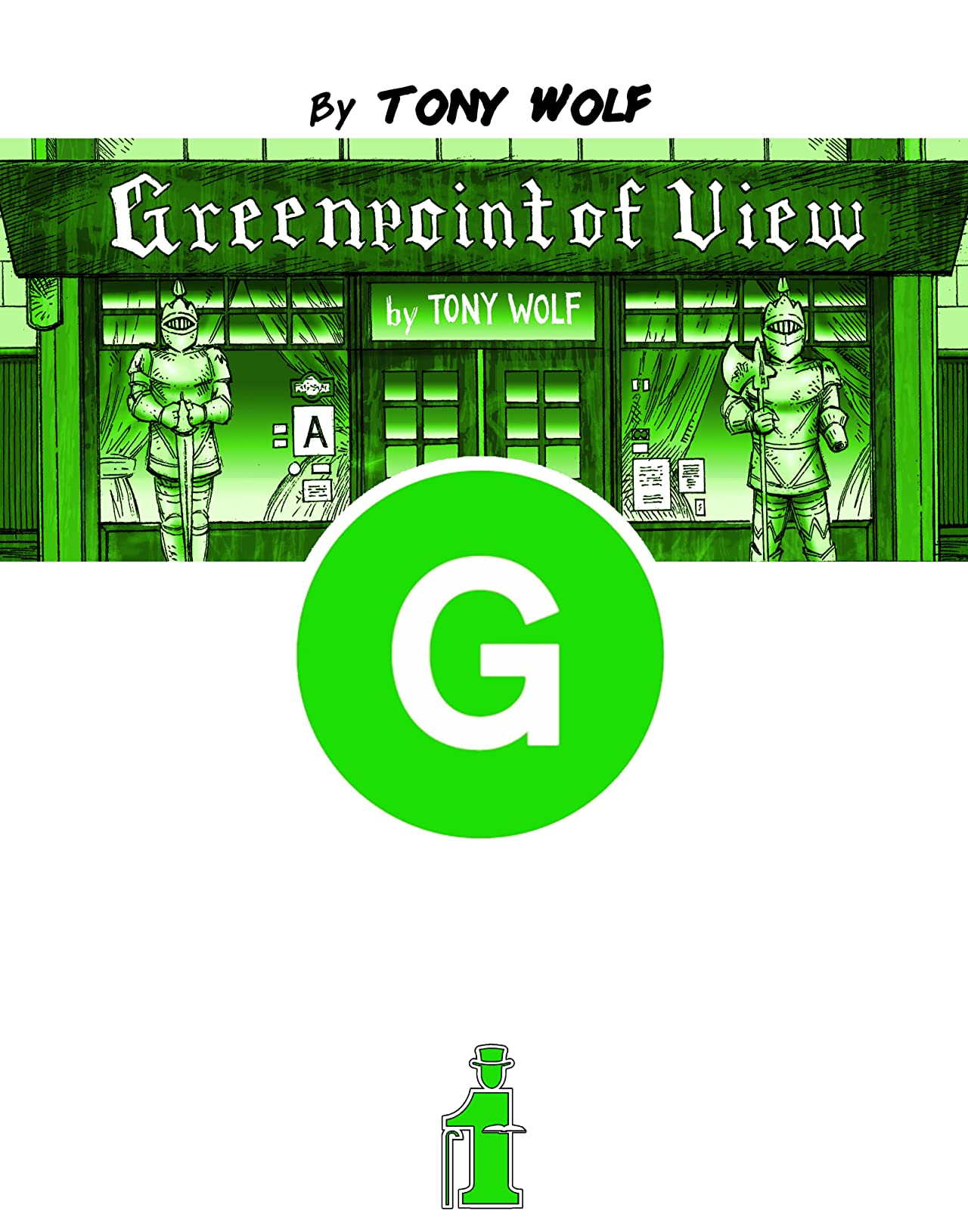 Greenpoint Of View #4