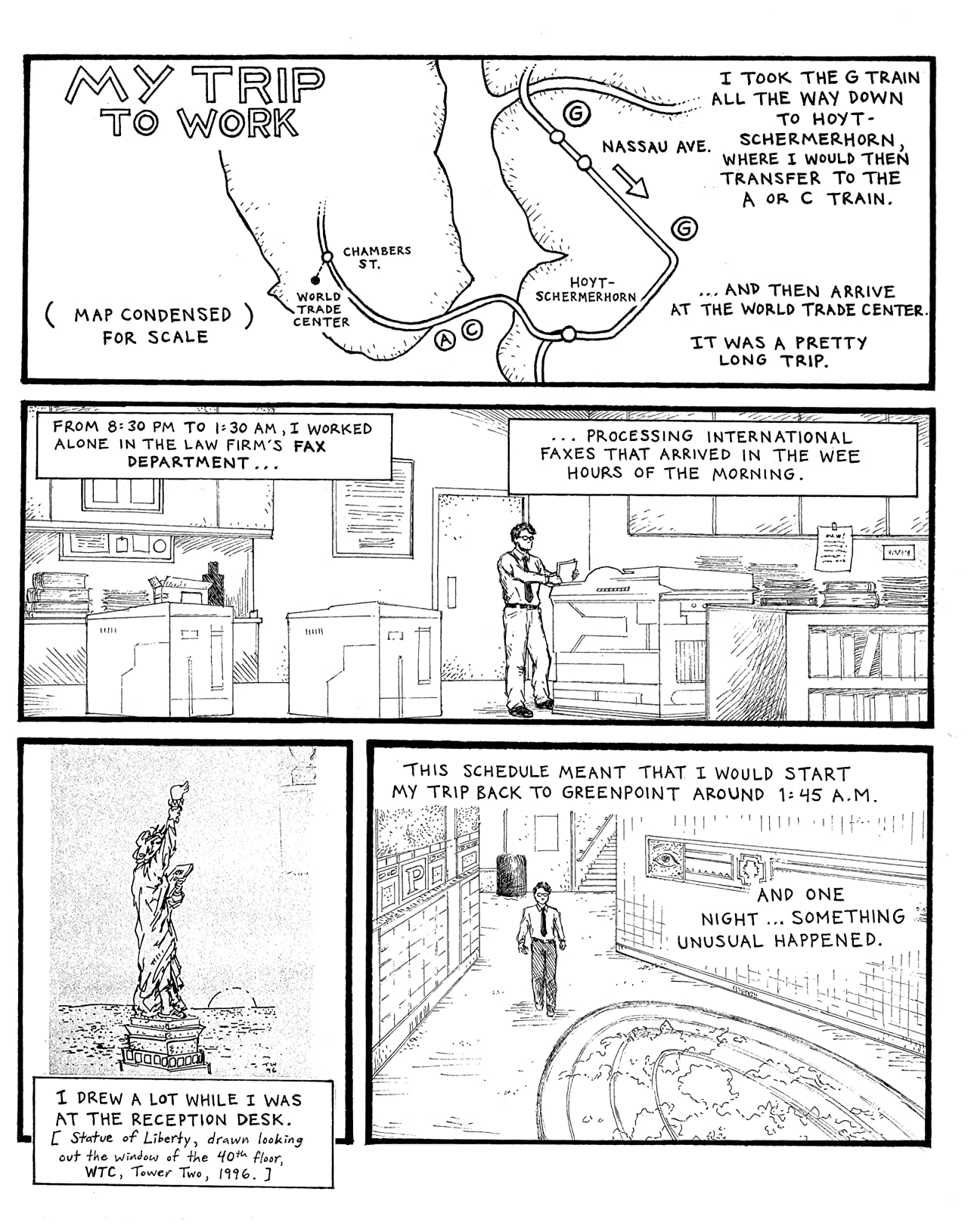 Greenpoint Of View 4 Comics By Comixology Web Uk Train Horn Diagram