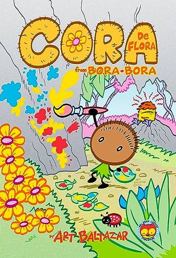 Cora De Flora from Bora Bora #1